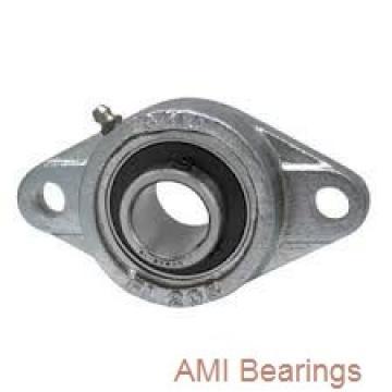 AMI KHLCTE201-8  Flange Block Bearings