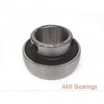 AMI KHFT203  Flange Block Bearings