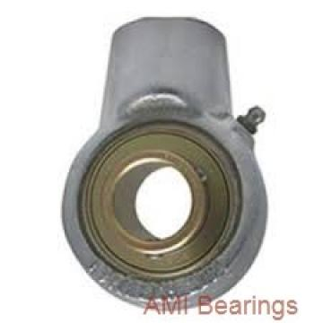 AMI UENFL207B  Flange Block Bearings