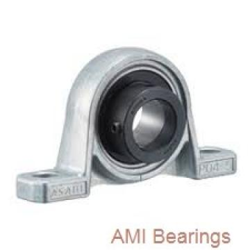 AMI KHPFT201-8  Flange Block Bearings