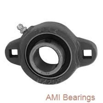 AMI KHLCTE201  Flange Block Bearings