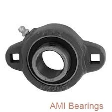 AMI KHPF206-18  Flange Block Bearings