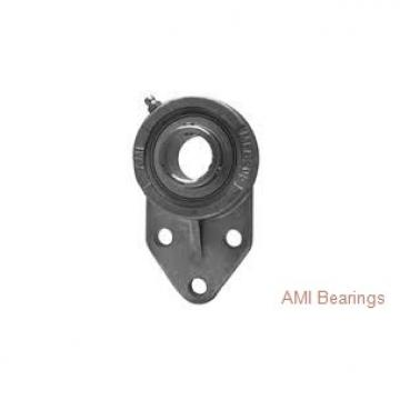 AMI UCNFL203MZ2W  Flange Block Bearings
