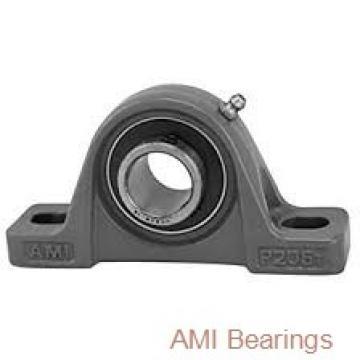 AMI UCNFL206-17MZ2W  Flange Block Bearings
