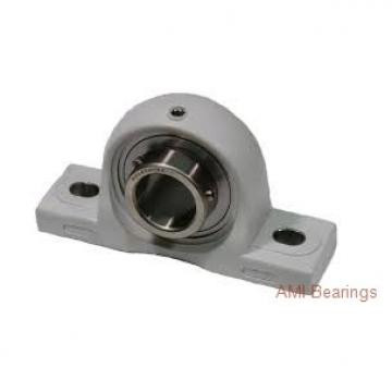 AMI KHLLP201-8  Pillow Block Bearings