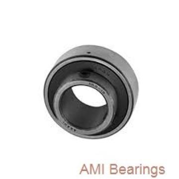 AMI UCNFL206MZ2W  Flange Block Bearings