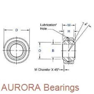 AURORA GE60ET-2RS Bearings