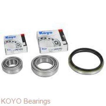 KOYO DC4840VW cylindrical roller bearings
