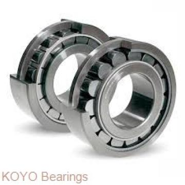 KOYO 3206 angular contact ball bearings
