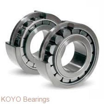 KOYO 33109JR tapered roller bearings