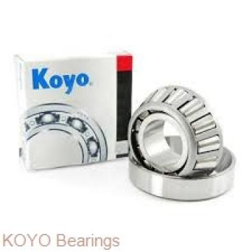 KOYO 6203 2RD C3 deep groove ball bearings
