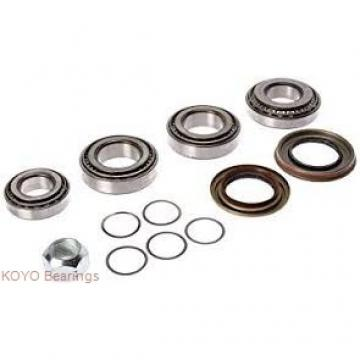 KOYO LM48548/LM48510 tapered roller bearings