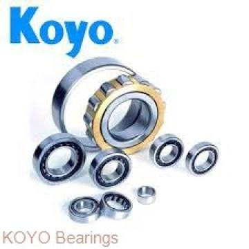 KOYO TR0809A tapered roller bearings