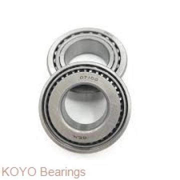 KOYO 2878/2820 tapered roller bearings