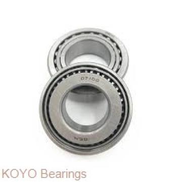 KOYO 7207 angular contact ball bearings