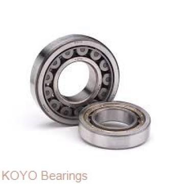KOYO 6017ZZ deep groove ball bearings