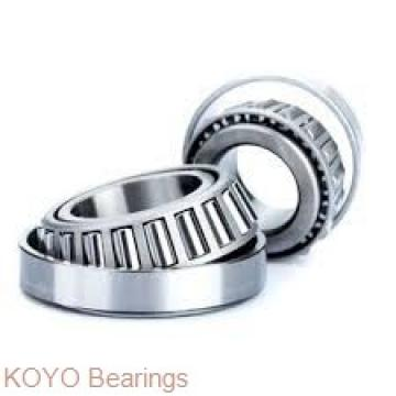 KOYO 07093/07205 tapered roller bearings