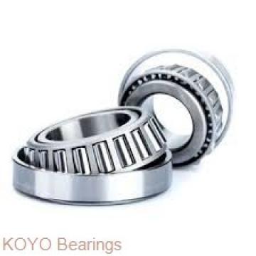 KOYO 3NCHAR917C angular contact ball bearings
