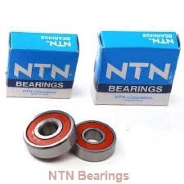 NTN NJ317 cylindrical roller bearings