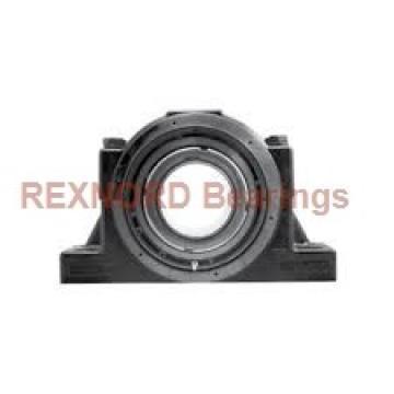 REXNORD 6017 ZZ  Single Row Ball Bearings