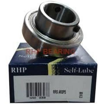 RHP BEARING XLJ2.1/2JEP1  Single Row Ball Bearings