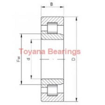 Toyana 7308 B-UO angular contact ball bearings