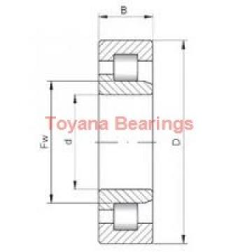 Toyana 7308 B-UO angular contact ball bearings