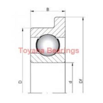 Toyana 7406 A-UO angular contact ball bearings