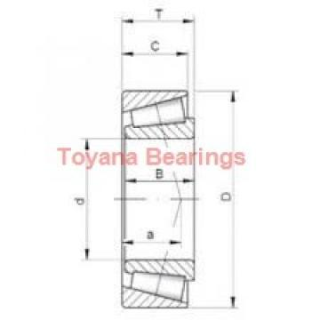 Toyana NUP1992 cylindrical roller bearings