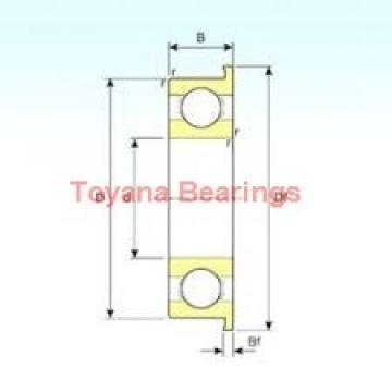 Toyana T4DB150 tapered roller bearings