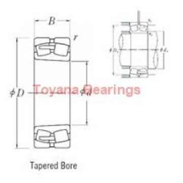 Toyana 38880/38820 tapered roller bearings