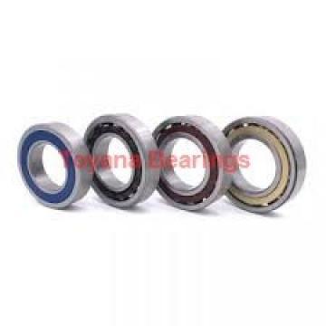 Toyana 7206AC angular contact ball bearings