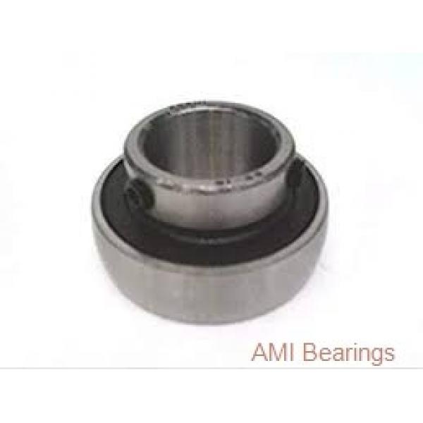 AMI UENFL206-20W  Flange Block Bearings #1 image