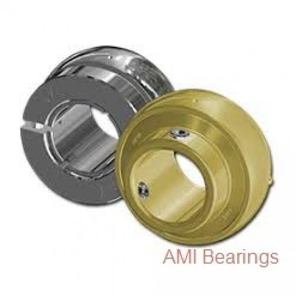 AMI UCNFL202-10MZ2W  Flange Block Bearings #1 image