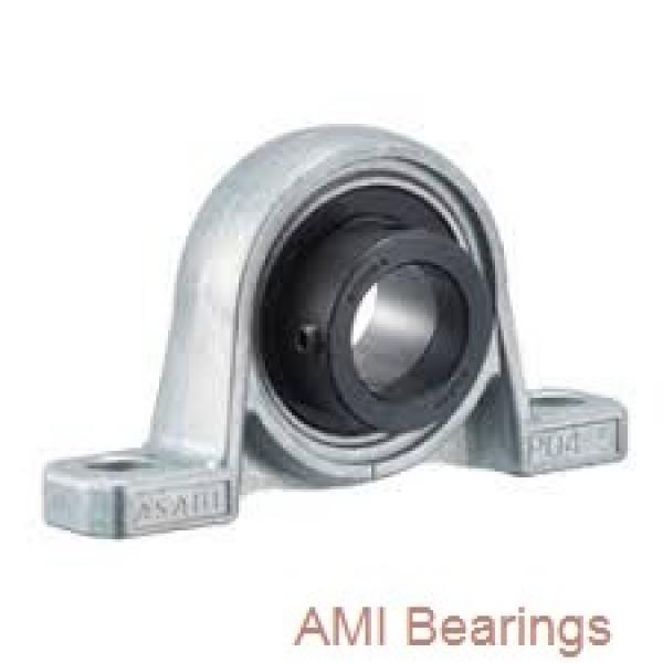 AMI KHFT209-28  Flange Block Bearings #1 image