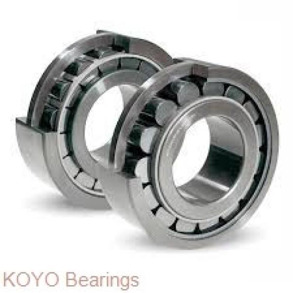 KOYO NJ234 cylindrical roller bearings #1 image