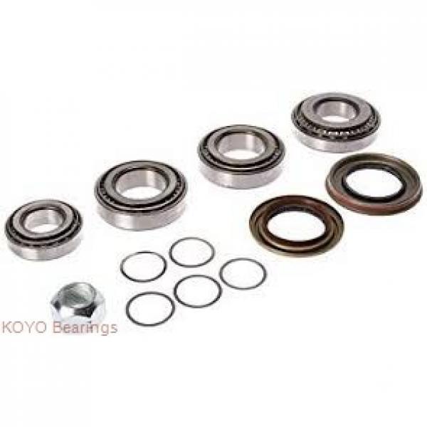 KOYO 1317K self aligning ball bearings #1 image